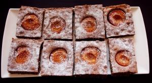 Marillen-Schoko-Mandel-Kuchen