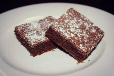 Haselnuss-Brownies